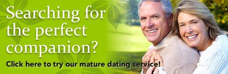 Join Senior UK Dating for FREE