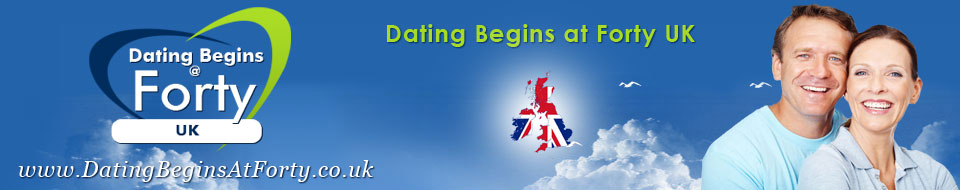 dating begins at forty in UK