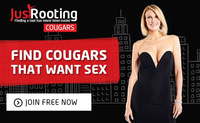 Find a Cougar Today!