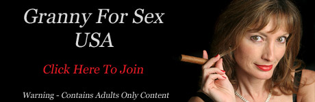 Join Granny For Sex for FREE
