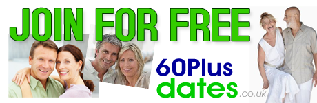 Join 60 Plus Dates for FREE