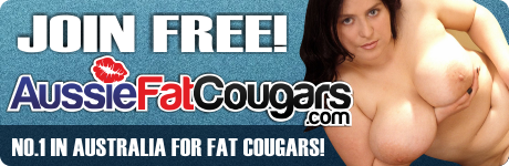 Join Aussie Fat Cougars for FREE