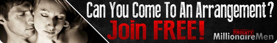 Join Naughty Millionaire Men for FREE