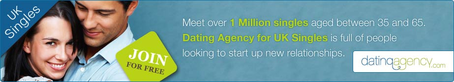 Join Dating Agency for UK Singles in One Click