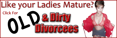 Join Mature Dirty and Divorced for FREE