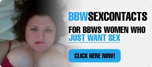 Join BBW Sex Contacts for FREE