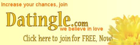 Join Datingle for FREE