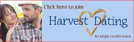 Join HARVEST DATING for FREE