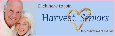 Join HARVEST SENIORS for FREE